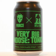 Brew York / Fierce Brewing - Very Big Moose: Tonka