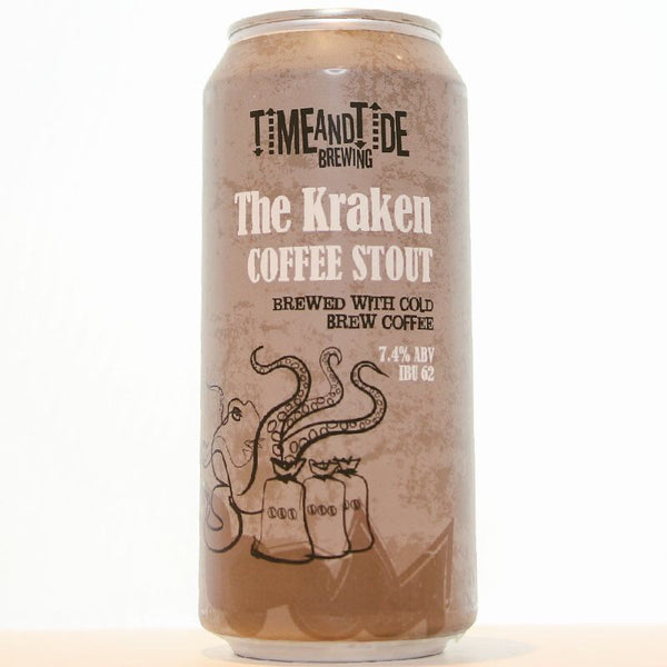 Time and Tide - The Kraken Coffee Stout
