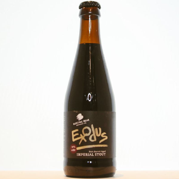 Electric Bear - Exodus - Port Barrel Aged Imperial Stout
