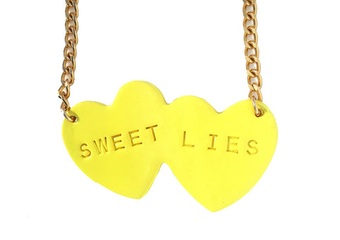 SWEET LIES NECKLACE