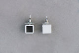 Cubic Stud Earrings
