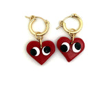 FOOLISH HEART EARRINGS