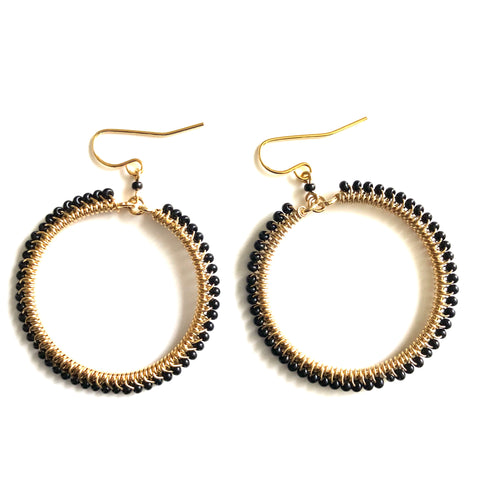 Chandelier Small Hoops
