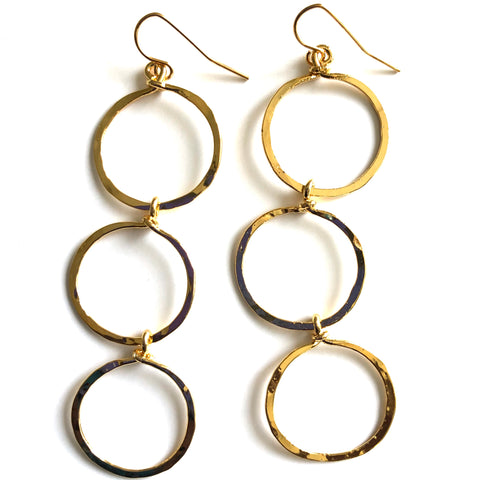 Golden Age Hammered Circles
