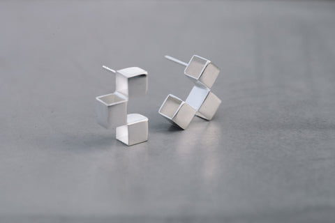 Stud Statement Earrings