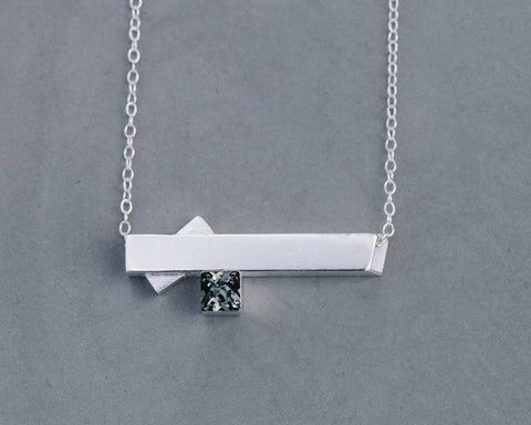 Silverline Necklace