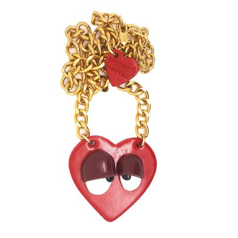 DRUNK ON LOVE NECKLACE