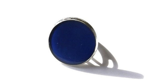 Dark Blue Ring