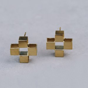 4Square Earrings