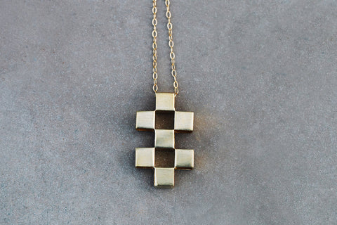 Chess Necklace
