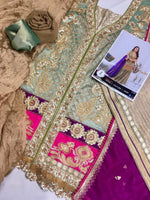 [Bridal Mysori Lehenga] | Replica Zone.