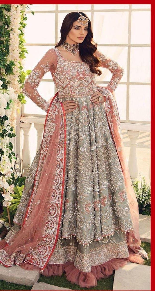 Bridal Net Suit