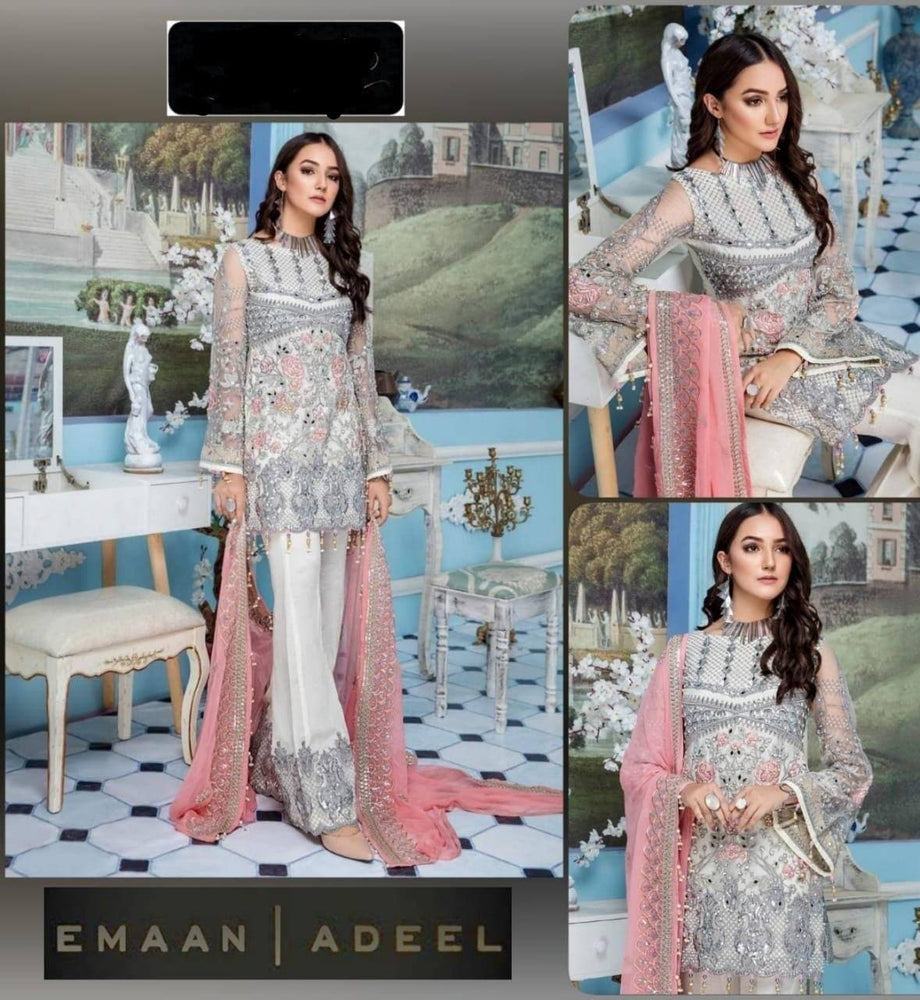 [Emaan Adeel Net Suit] | Replica Zone.