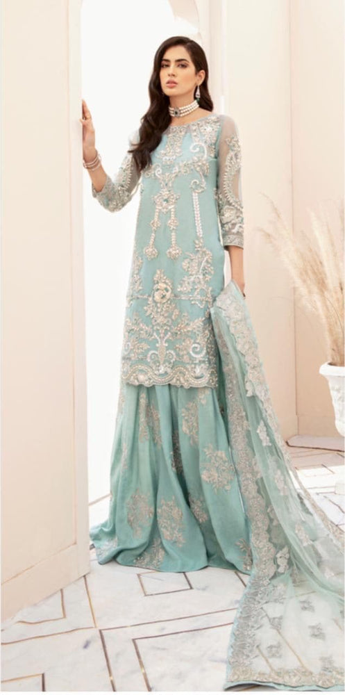 Imrozia Net Bridal Suit