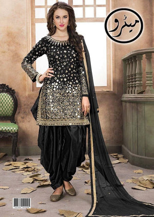 [Indian Chiffon Suit] | Replica Zone.