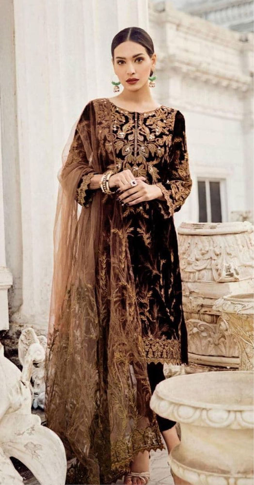Iznik Chiffon Suit Replica Suits Iznik