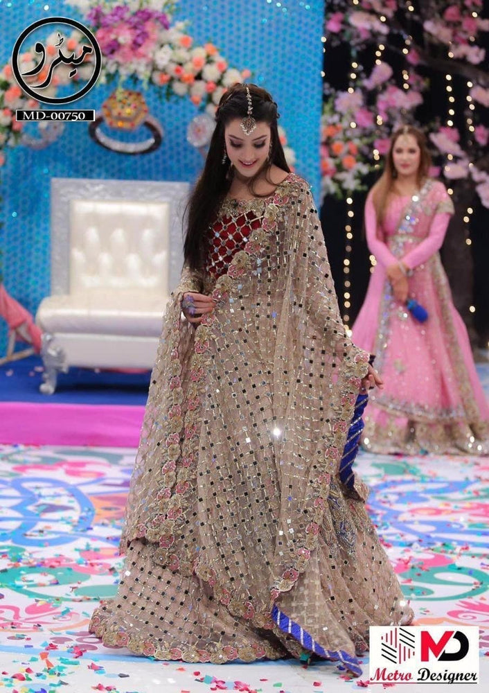 Kashee Net Bridal Suit