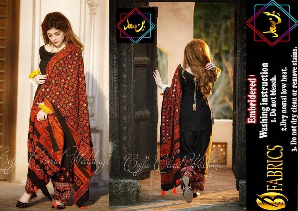 Libas-e-Mashriq Lawn Suit Lawn Suits Replica Zone