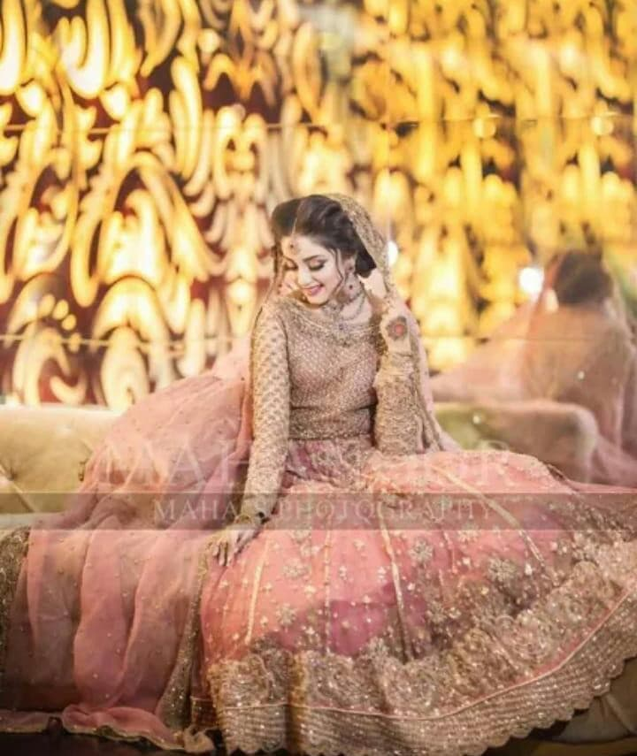 Net Bridal Suit