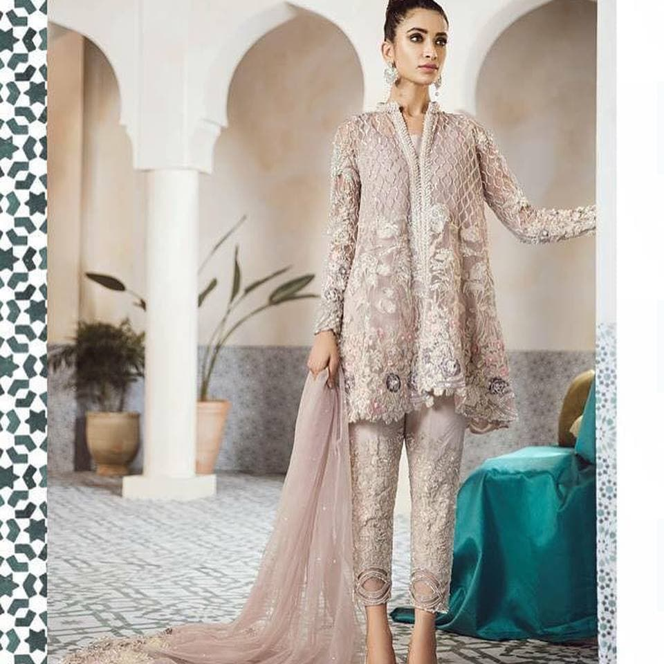 Crimson Net Suit Replica Suits Crimson Free Size Net Chiffon