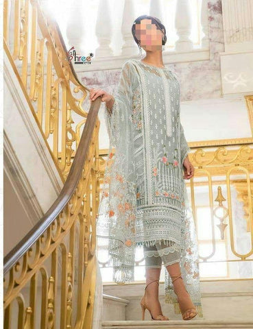 Sobia Nazir Net Suit Replica Suits Sobia Nazir
