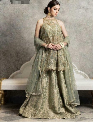 [Zara Shahjahan Bridal Suit] | Replica Zone.