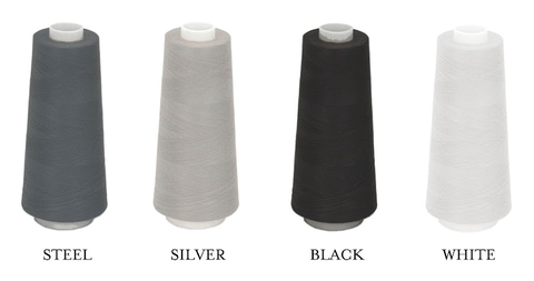 Embroidery Thread Color Greys