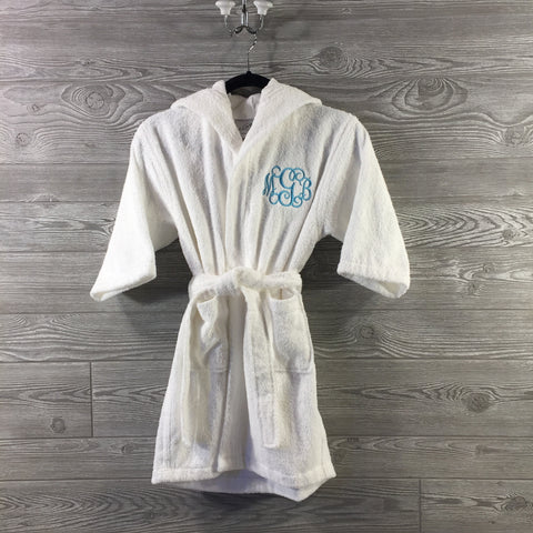 Kids and Babies, Terry Hooded Robe