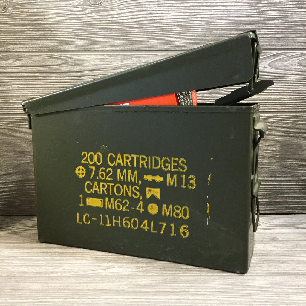 Duke Cannon, Ammo Box with Soaps, Scrubber and Screwdriver