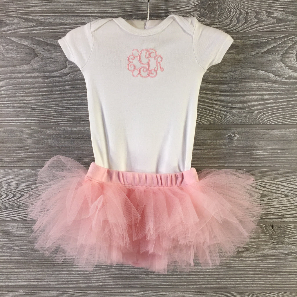 Kids and Babies, Pink TuTu Onesie