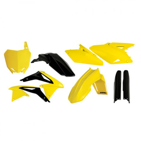 FULL KIT PLASTIC RMZ 450 08 -17 - STANDARD 14