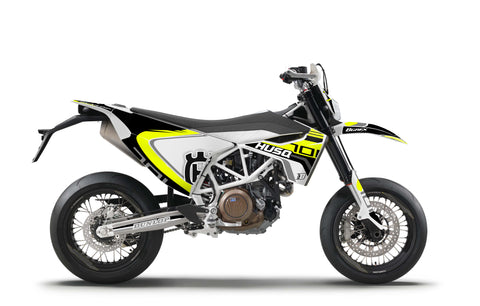 701 FLUO GRAPHICS KIT ''CALLOW'' DESIGN