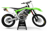 KAWASAKI FULL CUSTOM GRAPHICS