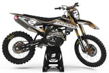 FULL GRAPHICS KIT FOR KTM ''SHADES SAND'' DESIGN