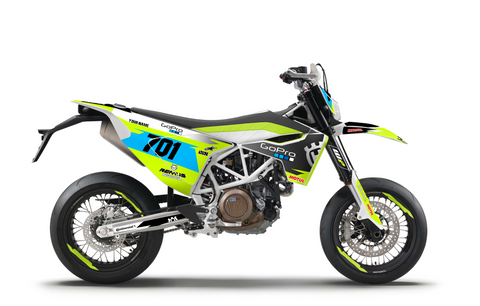 701 FLUO GRAPHICS KIT ''Project701'' DESIGN