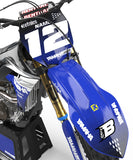 YAMAHA GRAPHICS KIT ''ATTACK'' DESIGN