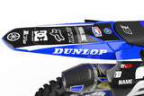 YAMAHA CHROME GRAPHICS KIT ''YZ RACING'' DESIGN