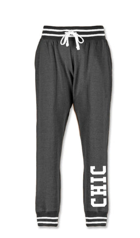 """IVY LEAGUE"" JOGGERS"