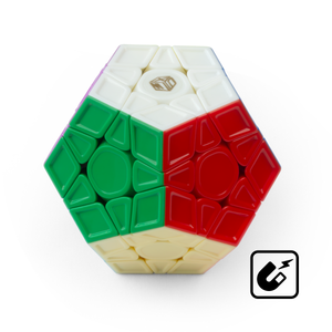 Megaminx X-Man Design Galaxy v2 M