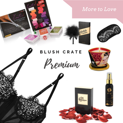 Premium Romantic Subscription Crate