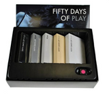 Fifty Days of Play Game for Lovers