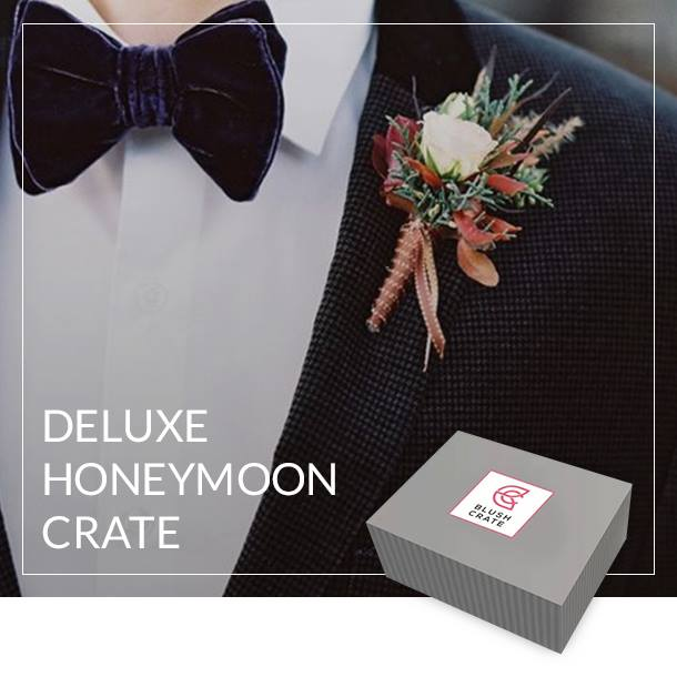 Deluxe Honeymoon Crate- For Him