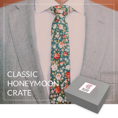 Classic Honeymoon Crate- For Him