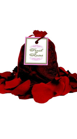 Bed of Rose Petals in Organza Bag