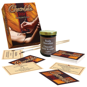Chocolate Tease Game Set