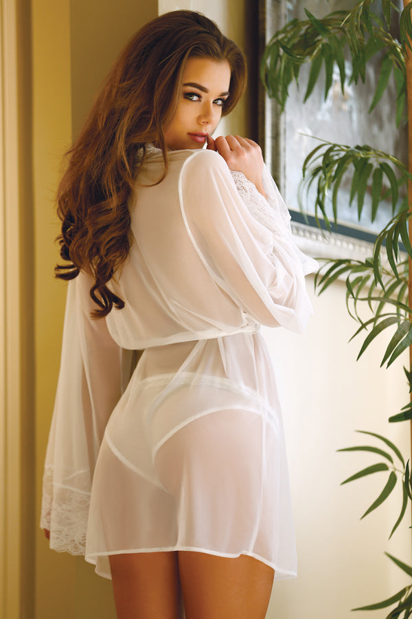 Lorelei Robe and Panty Set