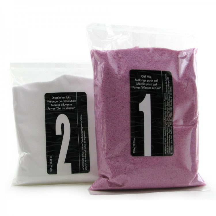 Dragon Fruit Shunga Love Bath Salts  - Sensual Japanese Bath Experience