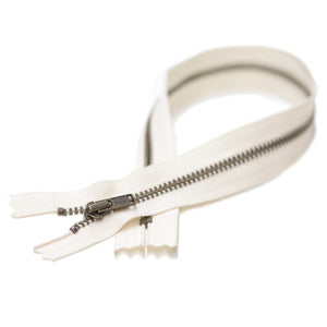"17"" Metal Zipper"