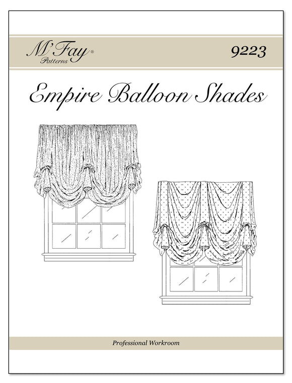 Empire Balloon Shades