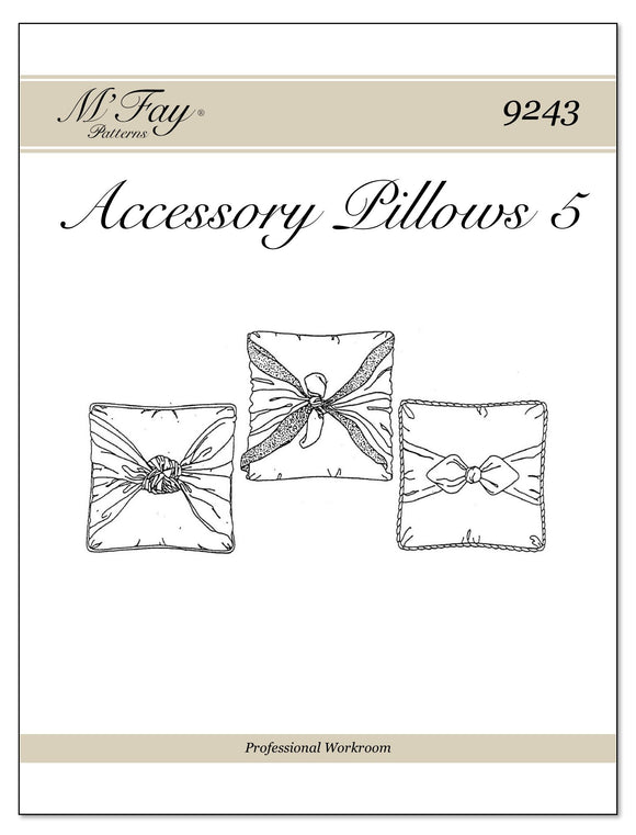 Accessory Pillows V